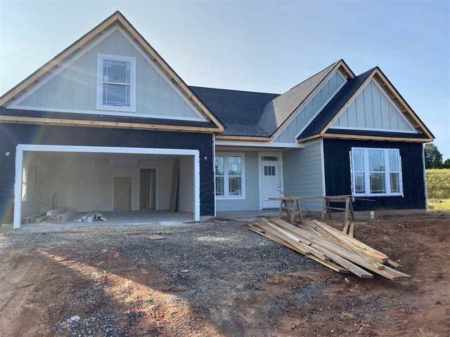 221 Mccloud Court Lot 49, Spartanburg, SC 29301 (#272751) :: Century 21 Blackwell & Co. Realty, Inc.
