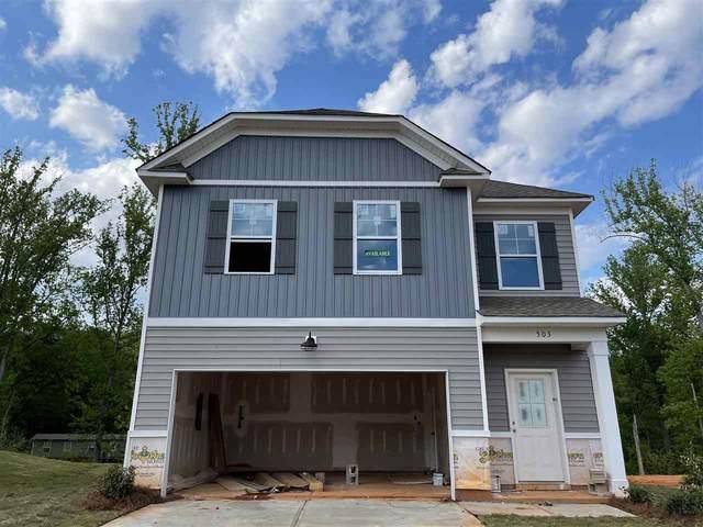 503 Torrington Drive, Duncan, SC 29334 (#279455) :: Rupesh Patel Home Selling Team | eXp Realty
