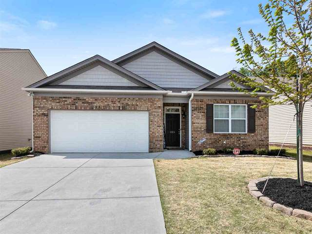531 Craftsman Ln, Boiling Springs, SC 29316 (#279820) :: Rupesh Patel Home Selling Team | eXp Realty