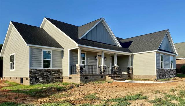 360 Royal Burgess Drive, Campobello, SC 29322 (#280648) :: Realty ONE Group Freedom