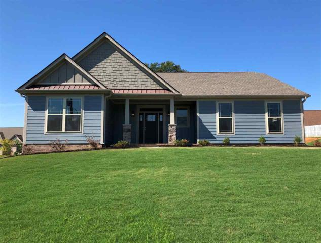 1560 Ballenger Road, Wellford, SC 29385 (#235968) :: Century 21 Blackwell & Co. Realty, Inc.