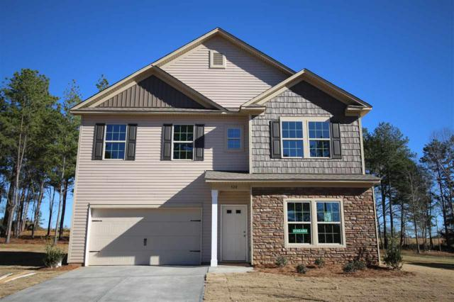 528 Bella Woods Trail- Lot 7, Inman, SC 29349 (#255387) :: Century 21 Blackwell & Co. Realty, Inc.