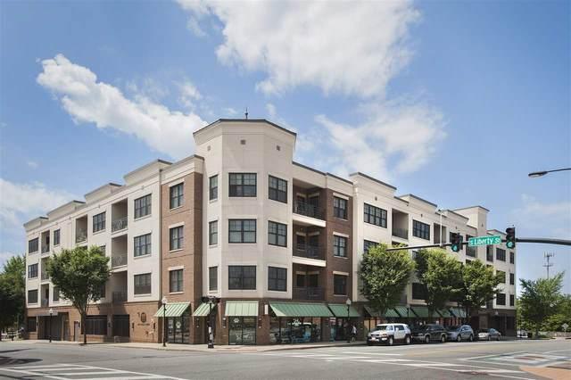 155 E Broad Street Unit 314, Spartanburg, SC 29306 (#274375) :: Rupesh Patel Home Selling Team | eXp Realty