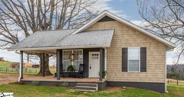 558 Barnett Road, Greer, SC 29651 (#250462) :: Century 21 Blackwell & Co. Realty, Inc.