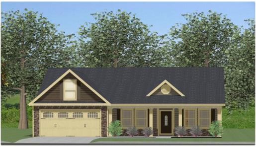 409 Roys Place Lot 27, Wellford, SC 29385 (#250989) :: Century 21 Blackwell & Co. Realty, Inc.