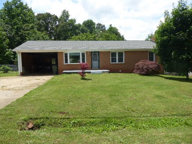 105 Brookwood Drive, Gaffney, SC 29341 (#252212) :: Century 21 Blackwell & Co. Realty, Inc.