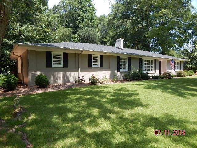 111 Greenbriar Rd, Spartanburg, SC 29302 (#253528) :: Century 21 Blackwell & Co. Realty, Inc.