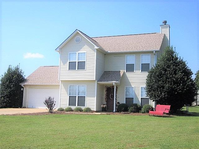 314 Broadway Hill Drive, Moore, SC 29369 (#255467) :: Century 21 Blackwell & Co. Realty, Inc.