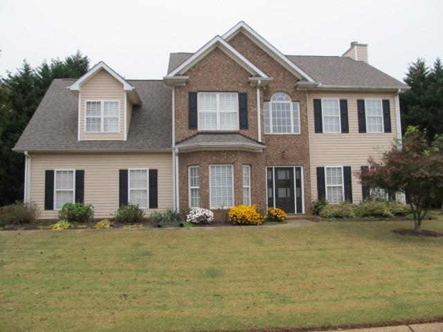 505 Meadow Hill Way, Greer, SC 29650 (#256722) :: Century 21 Blackwell & Co. Realty, Inc.
