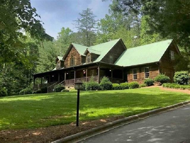 150 Whispering Winds Trail, Long Creek, SC 29658 (#257032) :: Century 21 Blackwell & Co. Realty, Inc.