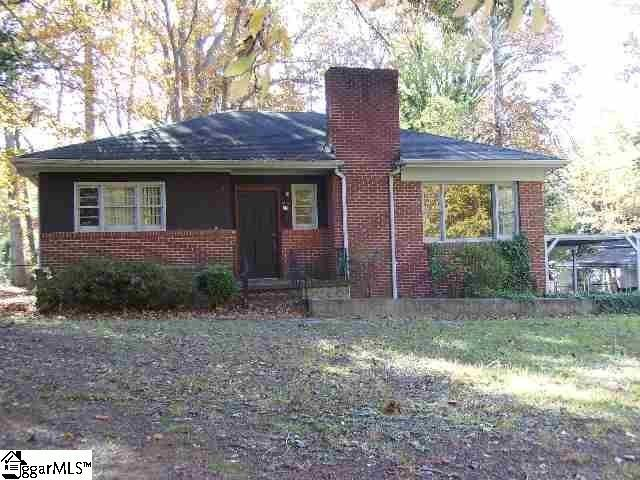 25 Twin Springs Drive, Greenville, SC 29605 (#257140) :: Century 21 Blackwell & Co. Realty, Inc.