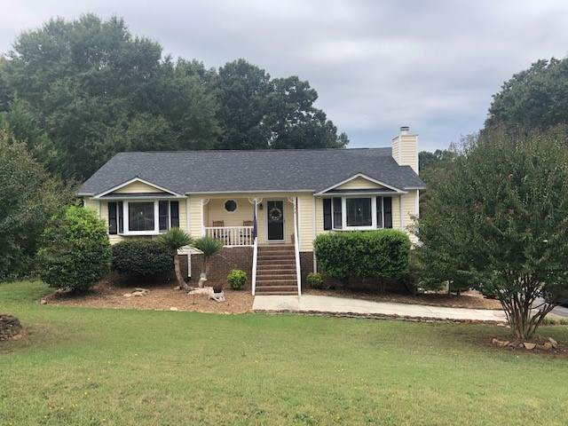 134 Moss Lane, Boiling Springs, SC 29316 (#265189) :: Century 21 Blackwell & Co. Realty, Inc.
