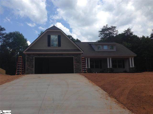 762 Old Canaan Road, Spartanburg, SC 29306 (#272654) :: Century 21 Blackwell & Co. Realty, Inc.