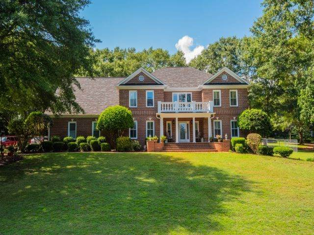 410 Overlook Ct., Spartanburg, SC 29301 (#273445) :: Century 21 Blackwell & Co. Realty, Inc.