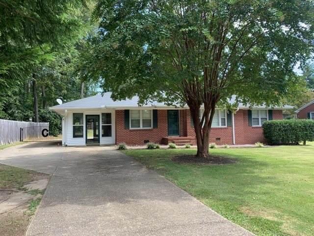 118 Longwood Dr., Spartanburg, SC 29316 (MLS #274751) :: Prime Realty