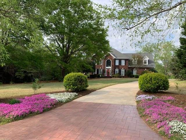 624 Driftwood Drive, Greer, SC 29651 (#276457) :: DeYoung & Company