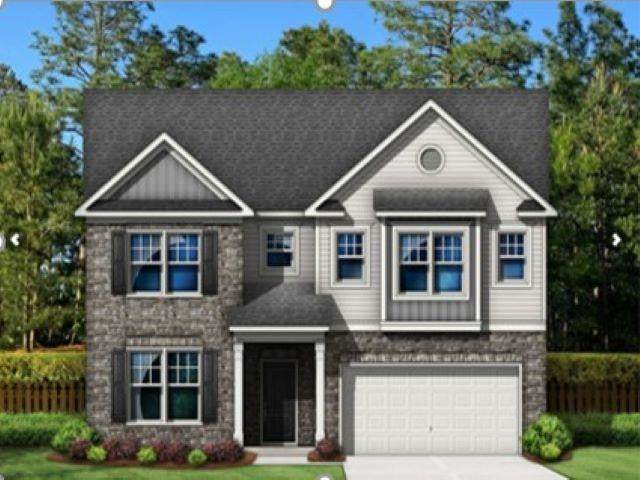 715 Chesterfield Court, Boiling Springs, SC 29316 (#280614) :: DeYoung & Company