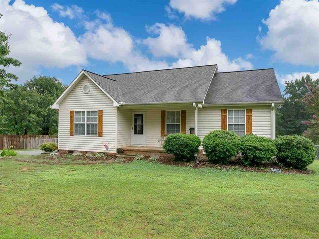 778 Windmill Hill Rd., Inman, SC 29349 (#281476) :: Expert Real Estate Team