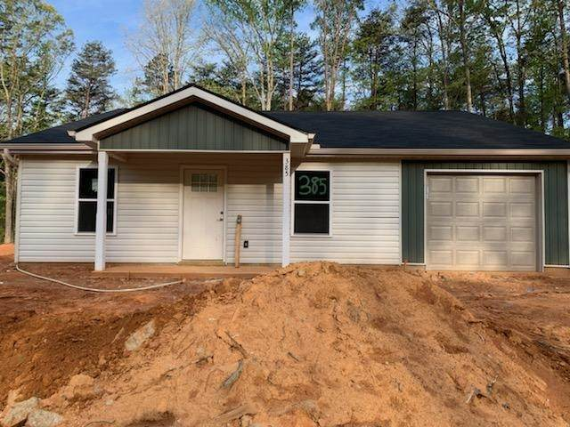 160 Watson Ave, Inman, SC 29349 (#282721) :: Rupesh Patel Home Selling Team   eXp Realty