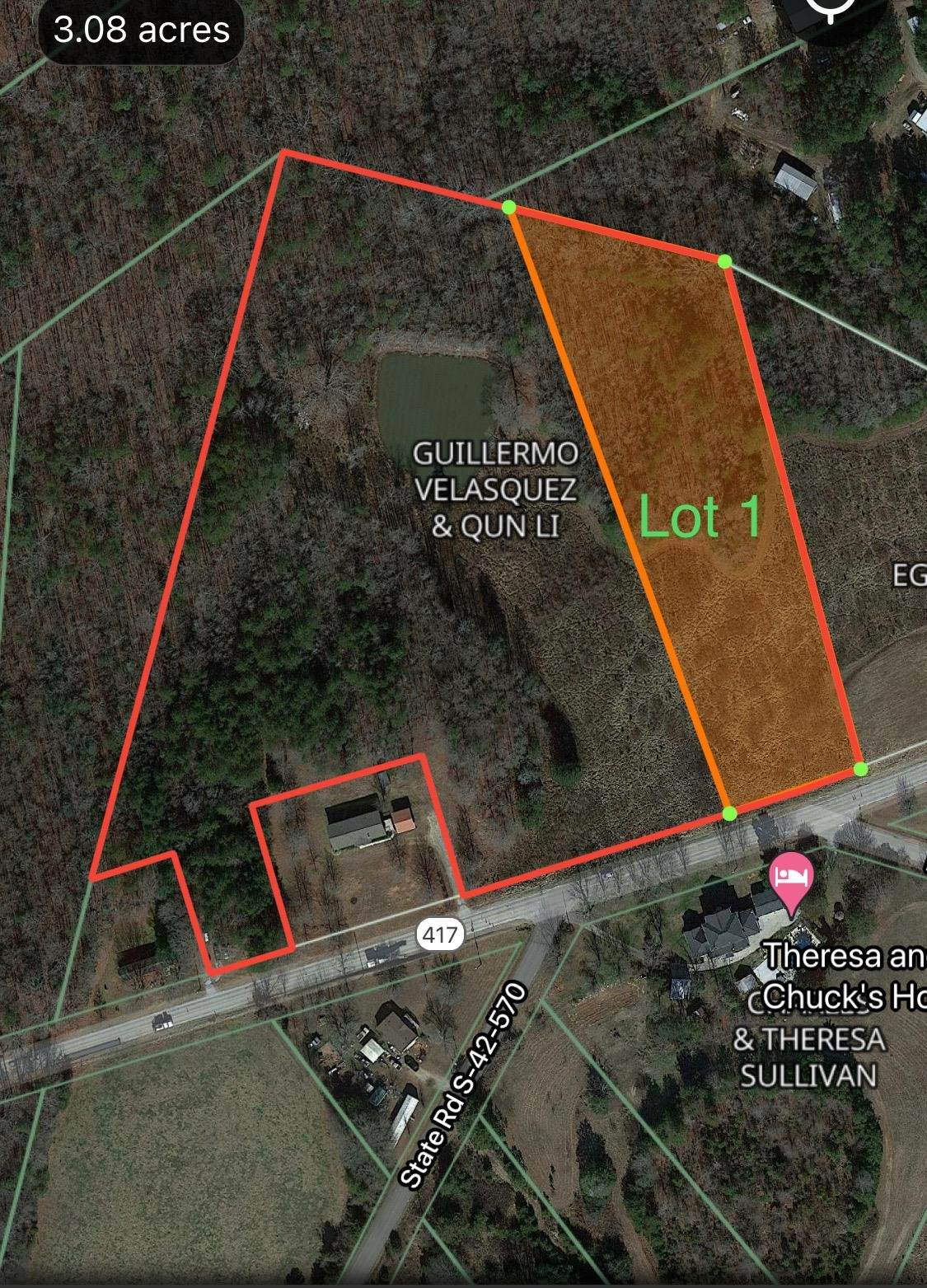 2580 Hwy 417 (Lot A) - Photo 1