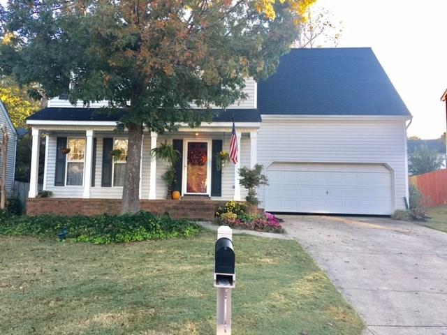 331 Bellhaven Ln, Spartanburg, SC 29301 (#256086) :: Century 21 Blackwell & Co. Realty, Inc.
