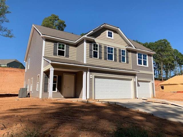 225 Rushing Waters Drive - Lot 94, Inman, SC 29349 (#264931) :: Connie Rice and Partners