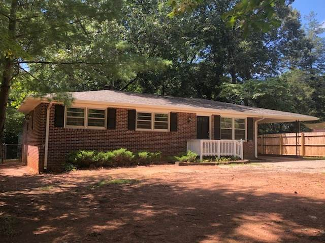 1417 Grant Circle, Spartanburg, SC 29307 (#270452) :: Century 21 Blackwell & Co. Realty, Inc.