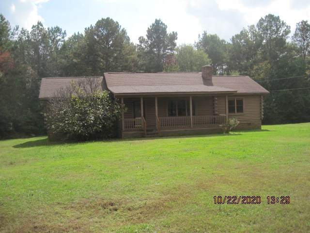 950 Two Mile Creek Road, Enoree, SC 29335 (#275146) :: DeYoung & Company