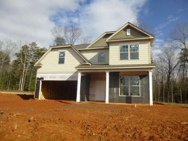524 Edgevale Dr, Lot 111, Boiling Springs, SC 29316 (#254714) :: Century 21 Blackwell & Co. Realty, Inc.