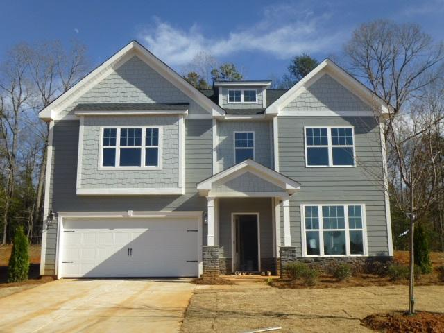 532 Edgevale Dr, Lot 109, Boiling Springs, SC 29316 (#254735) :: Century 21 Blackwell & Co. Realty, Inc.