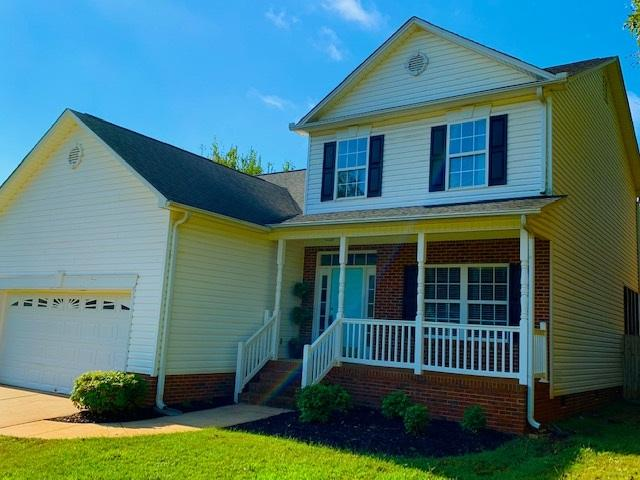 812 Laurelcreek Drive, Boiling Springs, SC 29316 (#255253) :: Century 21 Blackwell & Co. Realty, Inc.