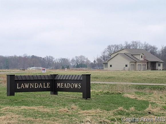 Lot #6 Lawndale Meadows, Galesburg, IL 61401 (MLS #154064) :: Killebrew & Co Real Estate Team