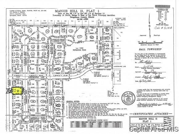 405 Sommerset Dr, Chatham, IL 62629 (MLS #162605) :: Killebrew & Co Real Estate Team