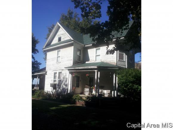 120 English Avenue, Chandlerville, IL 62627 (MLS #170462) :: Killebrew & Co Real Estate Team