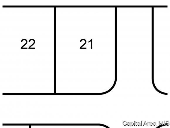 Lot 21 Rock River Rd., Springfield, IL 62711 (MLS #172734) :: Killebrew & Co Real Estate Team