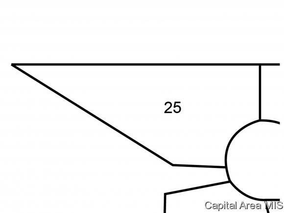 Lot 25 Rock River Rd., Springfield, IL 62711 (MLS #172740) :: Killebrew & Co Real Estate Team