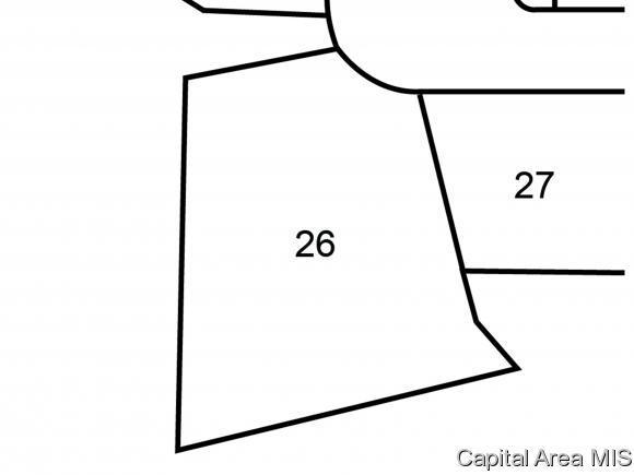 Lot 26 Rock River Rd., Springfield, IL 62711 (MLS #172741) :: Killebrew & Co Real Estate Team