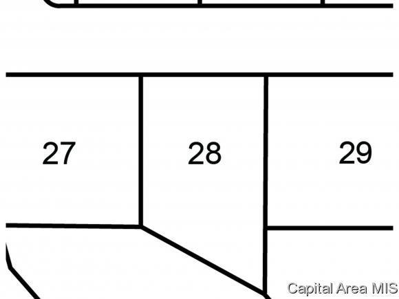 Lot 28 Rock River Rd., Springfield, IL 62711 (MLS #172743) :: Killebrew & Co Real Estate Team