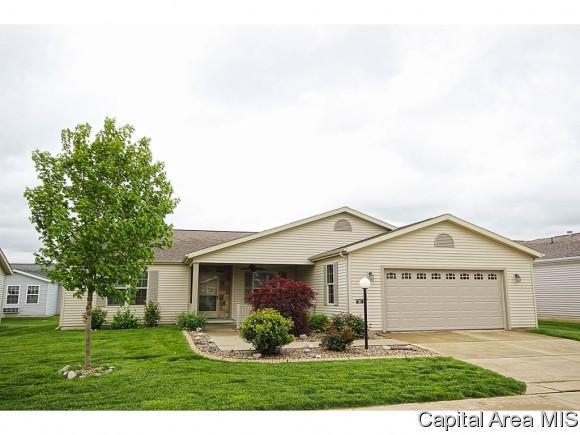 2800 Via Rosso St #81 #81, Springfield, IL 62703 (MLS #172857) :: Killebrew & Co Real Estate Team