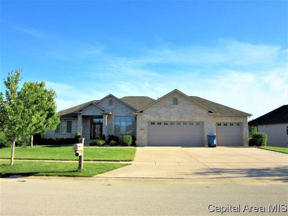 4404 Fiddlers Bnd, Springfield, IL 62711 (MLS #173508) :: Killebrew & Co Real Estate Team