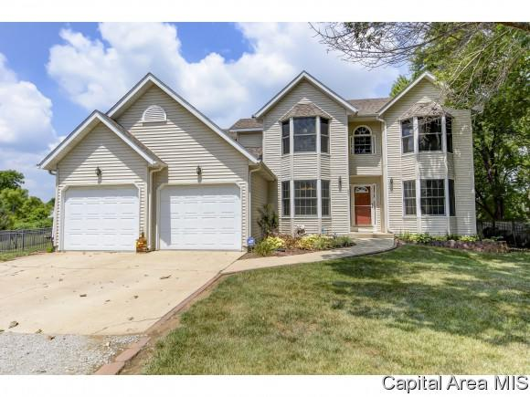 14297 Prairie Trl, Athens, IL 62613 (MLS #174564) :: Killebrew & Co Real Estate Team
