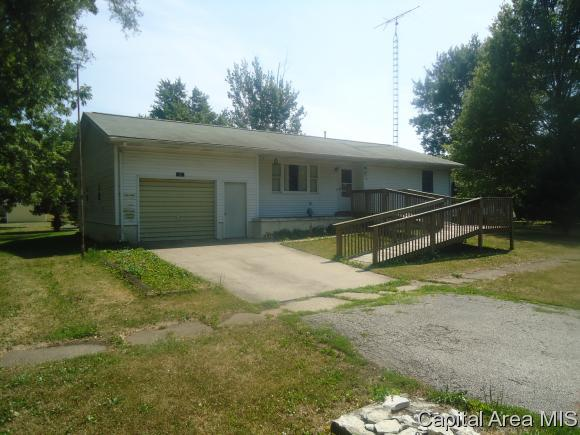 102 S. Progress St., Ashland, IL 62612 (MLS #174629) :: Killebrew & Co Real Estate Team