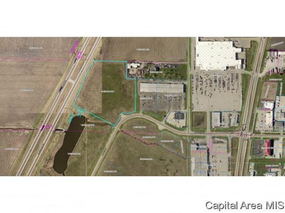 West Ferdon Street, Litchfield, IL 62056 (MLS #174810) :: Killebrew & Co Real Estate Team