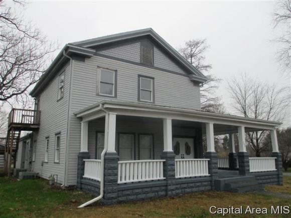 206 N High Street, Winchester, IL 62694 (MLS #174969) :: Killebrew & Co Real Estate Team