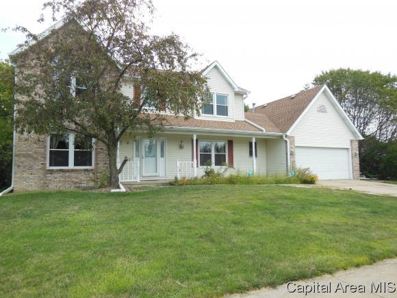 2701 Meadow Pointe Dr, Springfield, IL 62702 (MLS #175233) :: Killebrew & Co Real Estate Team
