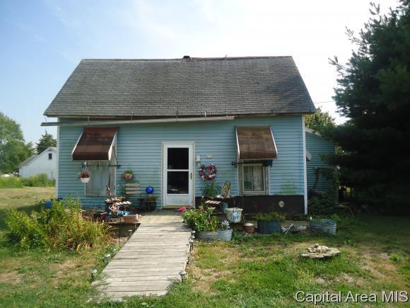 212 E. Franklin St., Ashland, IL 62612 (MLS #175288) :: Killebrew & Co Real Estate Team