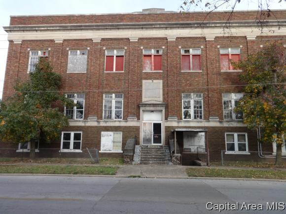 601 S State St, Beardstown, IL 62618 (MLS #175579) :: Killebrew & Co Real Estate Team