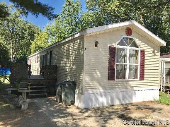 1401 N 3rd St., Riverton, IL 62561 (MLS #175741) :: Killebrew & Co Real Estate Team