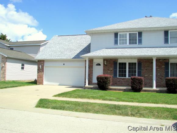8A Dawson Circle, Riverton, IL 62561 (MLS #175960) :: Killebrew & Co Real Estate Team