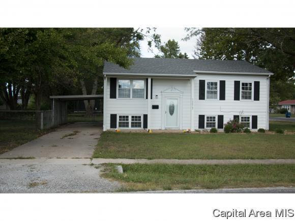 1 Downing Dr, Chatham, IL 62629 (MLS #176007) :: Killebrew & Co Real Estate Team